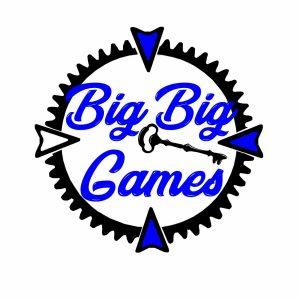 Logo Big Big Games Bordeaux