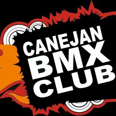 Logo canéjan bmx