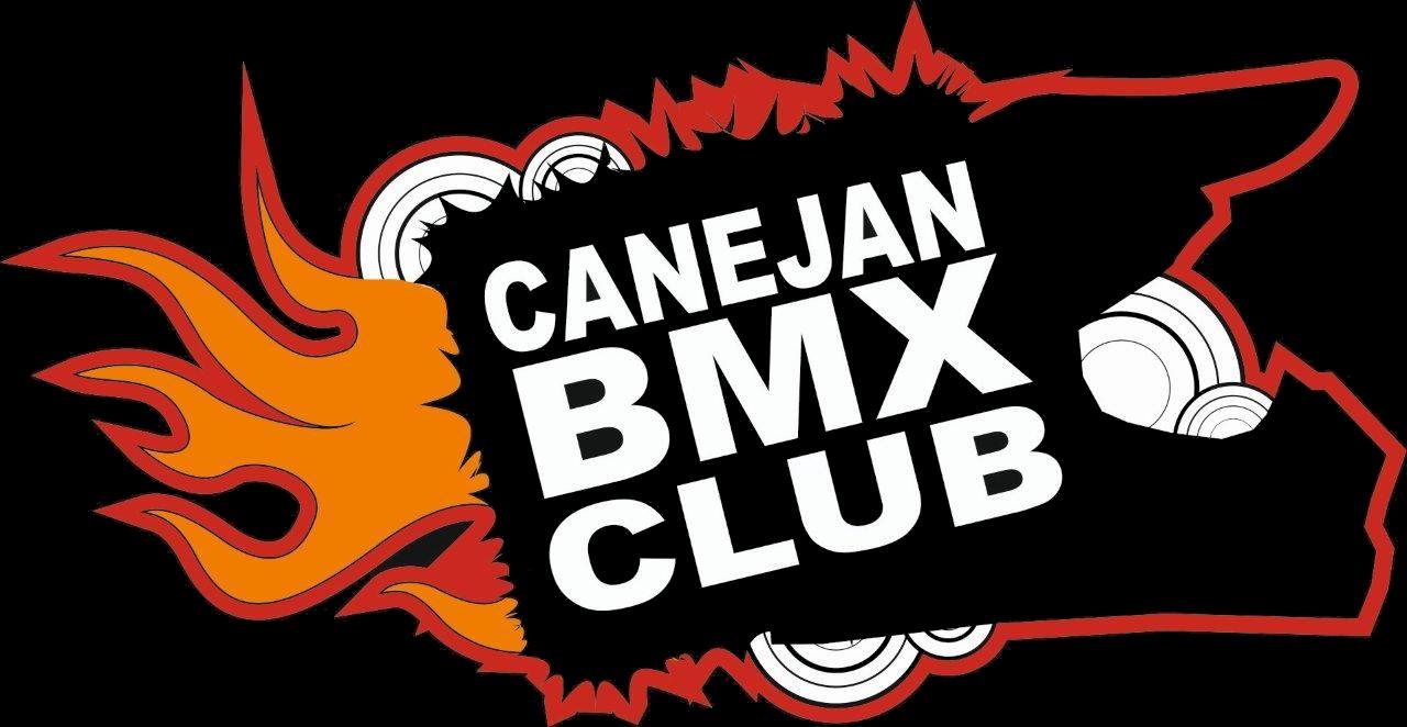 Logo canéjan bmx Bordeaux