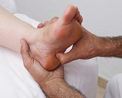 Foot Reflexology Bless You Reflex Foot Sigmoid