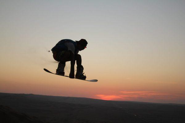 Snowboard expert