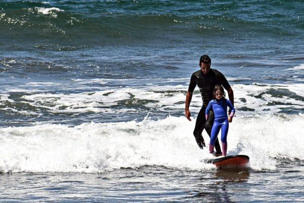 Surf enfant