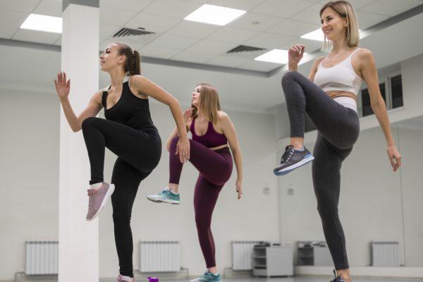 Low impact aerobic (LIA)