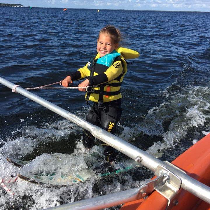 Babyski nautique