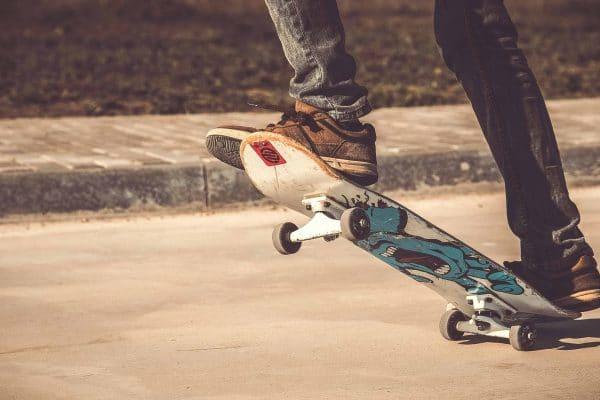 Vente Skateboard